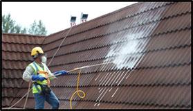 Decra Roof Wash