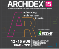 Decra Roofing Systems is participating in ARCHIDEX 2015